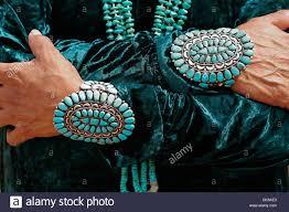 santa fe new mexico united states native american navajo turquoise jewelry