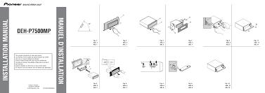 pioneer deh p7500mp user manual user manual pioneer deh p7500mp page