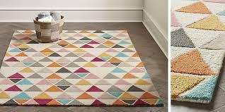 kids rug gallery triangle rug
