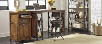 Tables for home office Shaped Home Office Homemakers Home Office Furniture Miller Home Punxsutawney Dubois West