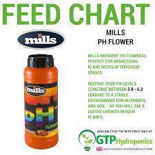 Mills Ph Flower 1 Litre