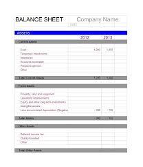 balance sheet template 41 free balance sheet templates examples free template downloads