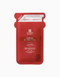 <b>Mediu Amino AC-Free</b> Mask by Leaders InSolution | BeautyMnl ...