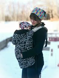 The Cozy Cover - Cold Weather Baby Carrier Cover Pattern by Sew Toot