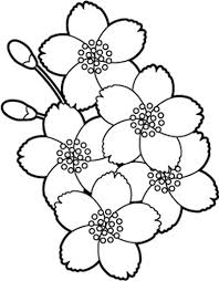 桜のイラスト和風集無料で使える白黒やカラーの素材サイトの紹介