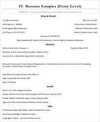 Usajobs federal resume word free download. Free 7 Federal Resume Samples In Ms Word Pdf