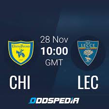 Chievo - Lecce » Odds & Livescore in Real-time + Live Stream
