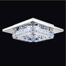 cheap ceiling lighting. Cheap Ceiling Light Crystal Lights Flush Mount Square Design Lamp Lighting E