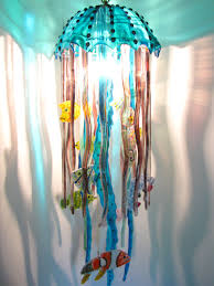 How To Make Jellyfish Lights Glass Jellyfish