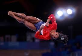 Gymnastics-Simone Biles' unexpected ...