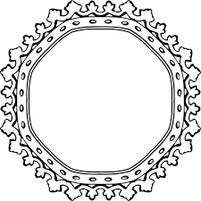 mirror frame drawing. Decorative Mirror Frame Drawing W
