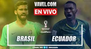 Brazil, led by neymar, faces ecuador in a conmebol 2022 fifa world cup qualifier at the maracana in rio de janeiro, brazil, on thursday, june 3, 2021 (6/3/21). O9xbz8mqoogkom
