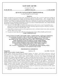 qc inspector resume   sales   inspector   lewesmrsample resume  quality control inspector resume on leadership