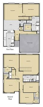 lgi homes floor plans. Delighful Homes 5 BR 25 BA Floor Plan House Design In Houston TX With Lgi Homes Plans 2