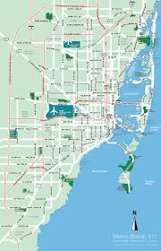 download miami map tourist attractions  major tourist attractions