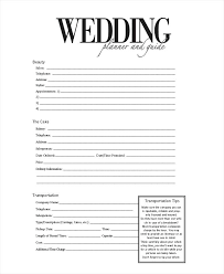 Free Wedding Planner Contract Templates Free Event Planner Contract Template Agarvain Org