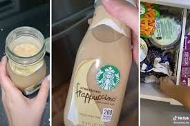 Once cooled, pour the mixture into a 9 x 5 loaf pan or 8 x 8 cake pan and place in the freezer. Can I Freeze A Starbucks Frappuccino Taste Of Home