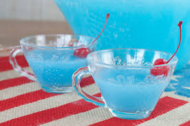 Baby Shower Punch Ideas For Boy Jello  Baby Shower DIYBlue Punch For Baby Boy Shower
