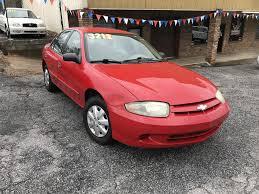 Used Chevrolet Cavalier For Sale Atlanta, GA - CarGurus