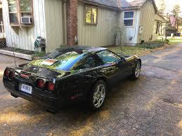 Daily Turismo: C4 Me: 1995 Chevrolet Corvette