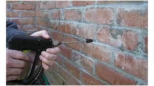 exterior brick walls. pcs offers perimeter pest control system for exterior brick walls
