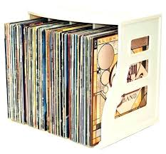 vinyl record storage crate organizer records temperature vinyl storage crate