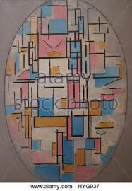 piet mondrian 1872 1944 composition in oval with color planes 1 oil on on color planes wall art with composition in oval with color planes 1 museum museum of modern