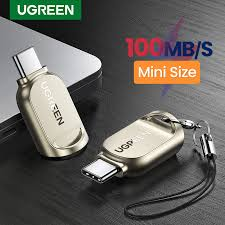 <b>UGREEN USB C Card</b> Reader TF Micro SD Type C 3.1 OTG ...