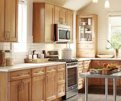 home depot wood cabinets. Kitchen Cabinets Amzing Brown Rectangle Rustic Wooden Home Depot Varnished Ideas Enchanting In Wood