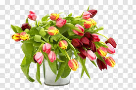 fl design tulip flower bouquet