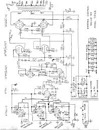 wade s audio and tube page pa amplifier 2 6l6gc schematic 169k