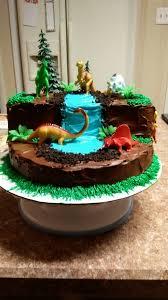 Dinosaur Cake Baking Cakes
