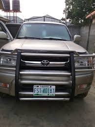 Used 2002 Toyota 4runner For Sale At Port Harcourt - Autos - Nigeria