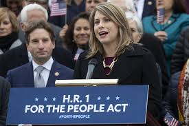 Christy Smith Announces Bid for California Rep. Katie Hill Seat - Bloomberg