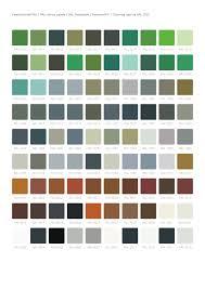 Grc Theme Ral Colours - Glass Radiators