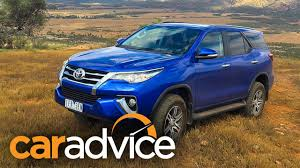 2016 Toyota Fortuner Review: First drive - YouTube