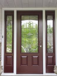 Front Door Glass Inserts Lowes