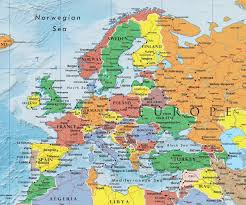 europe map countries. Unique Europe Europe Continent  Europe Map List Of Countries In On Map Countries