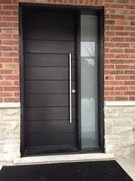 Sweet Looking Contemporary Exterior Doors Interesting Design Home