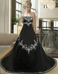 black and white gothic wedding dresses fashion corner fashion