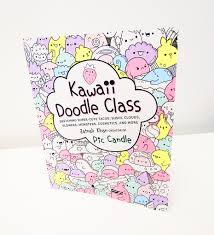 kawaii doodle cl book 082917