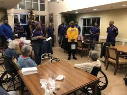 Fraternity carols at Heritage Living - News - Booneville Democrat -  Booneville, AR