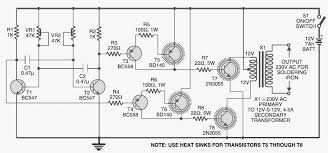 volt inverter for ering iron ering iron voltage inverter circuit diagram ering iron voltage inverter