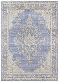 shabby chic rugs style uk area blue