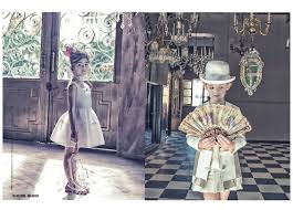 great fantasy venetian kids fashion shoot by french photographer  a photo essay by french photographer gerard harten for collezioni magazine in inspired by venetian balls and historical modes of dress