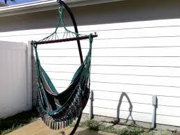 diy hammock chair stand designs