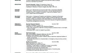 Sample Resume For Factory Worker