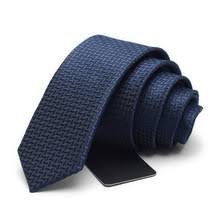 Отзывы и обзоры на Дипломная Работа в интернет магазине aliexpress Высокое Качество 2017 Новый Бренд 5 СМ Тонкие Галстуки для Мужчин Шелковый темно Синий Галстуки