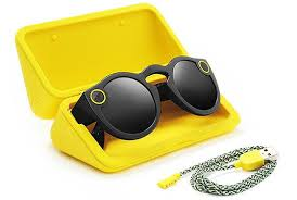 Snapchat Glasses Vending Machine Mesmerizing Snap Sells Spectacles On Amazon 484848