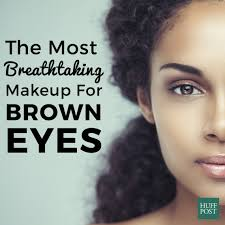best eye makeup for brown eyes over 50